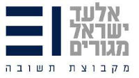 אלעד ישראל מגורים - מקבוצת תשובה